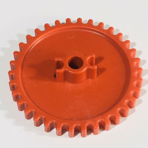 K/'NEX Parts 1x Medium Red 55mm Cog Spares KNEX Part