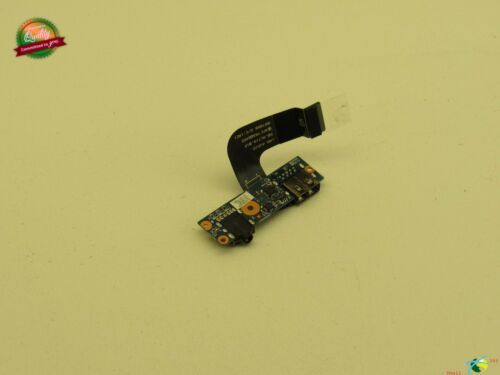 Genuine Lenovo Thinkpad X1 Carbon USB Audio Port Board w// Cable 04X5600