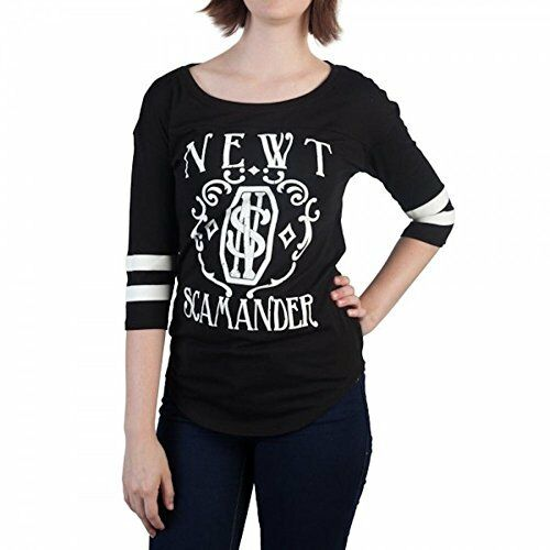 Fantastic Beasts and Where To Find them Newt Scamander Raglan Juniors T-Shirt
