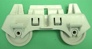 * 2 * Lave-vaisselle Panier Inférieur Roue 82687171/8268715, 8268820, Wp8268645,-afficher Le Titre D'origine