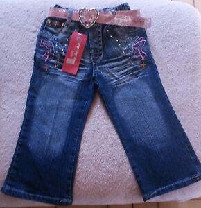 pantalon-jean-039-s-fille-bleu-effet-delave-taille-18-mois-neuf-avec-etiquette