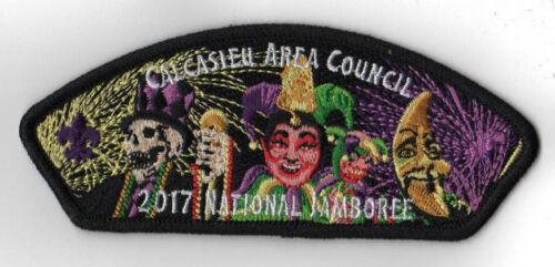2017 National Scout Jamboree Calcasieu Area Council JSP Mardi Gras NJ180