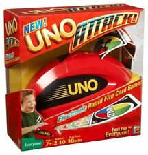 NEW Uno Attack Game FREE SHIPPING