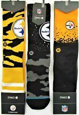 9-12 NWT Stance Reynolds Signature Series Mix-Match Crew Socks Mens  Large