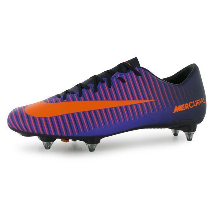 Nike Mercurial Victory VI Mens SG Football Boots US 10 Ref 3153=