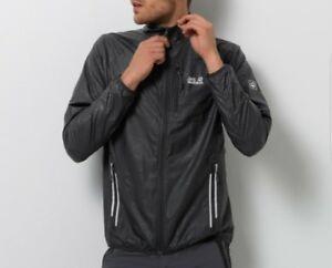 najlepszy wybór sportowa odzież sportowa zasznurować Details about Mens Jack Wolfskin Flyweight Forest Leaf jacket size XXL