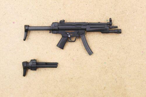 1//12 scale Toy-SAS CRW Brècheur-MP5SD pistolet-mitrailleur