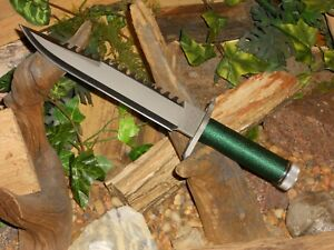 Details about Rambo First blood licensed Bowie/Survival/Combat  knife/Compass/Survival kit/HCG