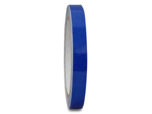 x 30 ft. 1//2 in Blue Engineer Grade Retro Reflective Pinstripe Tape