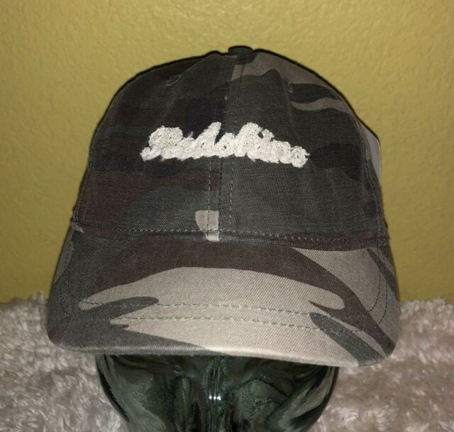 Women s Old Orchard Reebok Sample Washington Redskins Camo Strapback Hat  Green 2338eedae