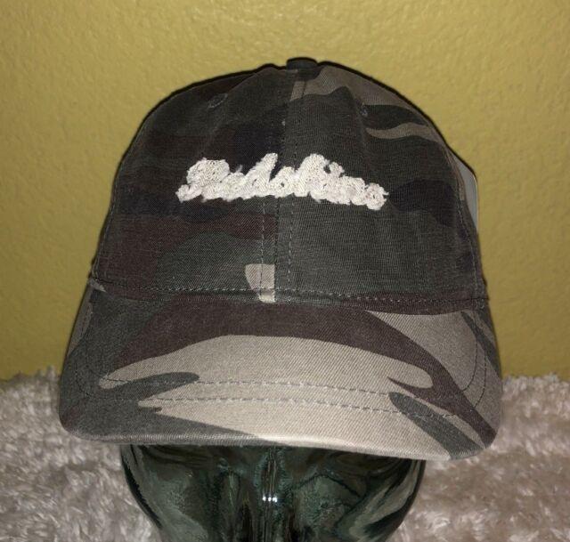 Women s Old Orchard Reebok Sample Washington Redskins Camo Strapback Hat  Green 2338eedae