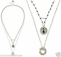 Sarah one Of A Kind Double Strand Necklace & Pendants Orphan Black Free Ship