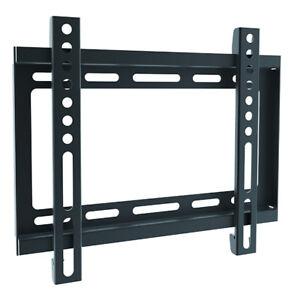 LCD LED PLASMA FLAT Slim HD Fixed TV Wall Mount Bracket 26 32 37 39 40 42 inch
