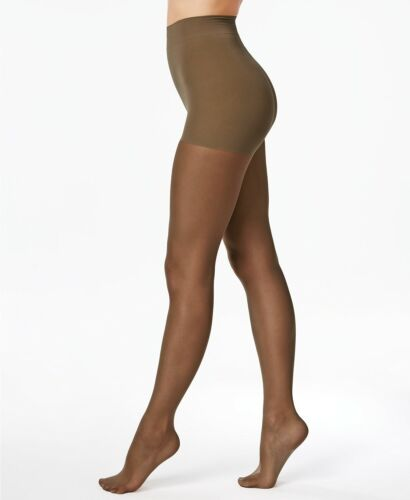 Hanes Women's Run Resistant Girl-Short Tummy-Control Sheer Pantyhose