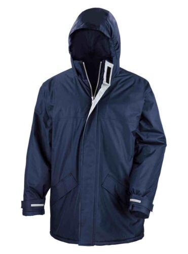 Waterproof and Waterproof-Hooded Coat S to 3XL Result Core Winter Parka Jacket
