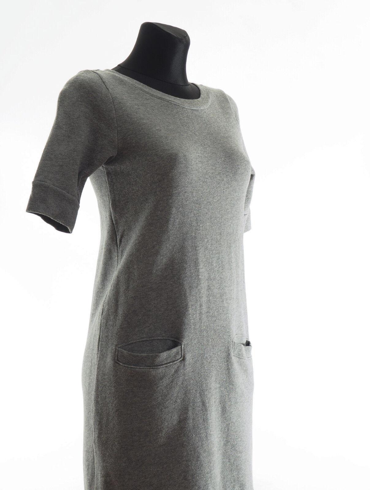 Club Monaco Monaco Monaco Women's Grey short sleeved Sweat Dress Size 0 e88e1c