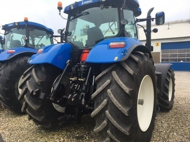 New Holland, T7.270AC TG, timer 5191