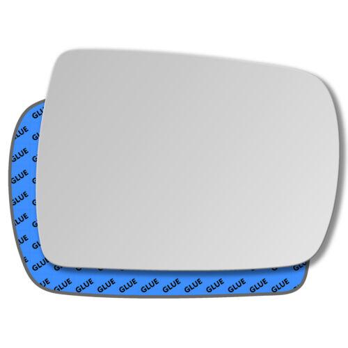 Rechts Beifahrerseite Spiegelglas Außenspiegel für Kia Carnival 2006-2014