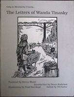 The Letters Of Wanda Tinasky Vol. 1 By T. R. Factor And Bruce Anderson 1996