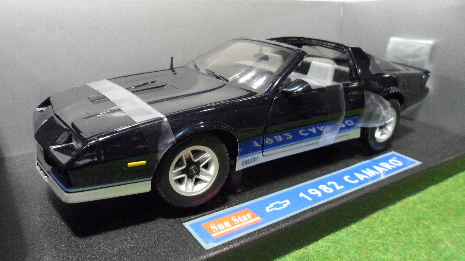 gran venta CHEVROLET CAMARO Z 28 1982 cabriolet 1 18 SUNEstrella SUNEstrella SUNEstrella 1921 voiture miniature collect  nueva marca