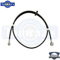 67 68 Camaro 73 Speedo Cable With 1 Grommet