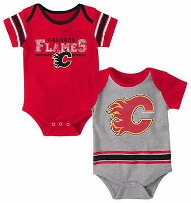 kids One Piece jersey Baby bodysuit Newest fan calgary flames NHL