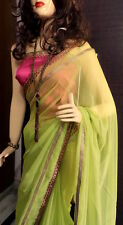 Latest Festive collections New Look Designer Border Saree with Blouse on Sale