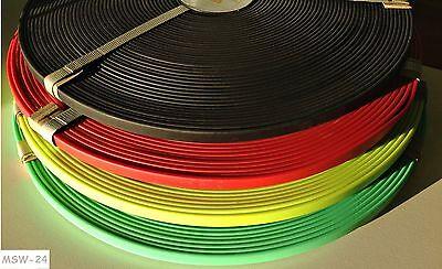 "Brahma Webb®, PVC ummanteltes Polyester Gewebeband, schwarz, 1/2"""