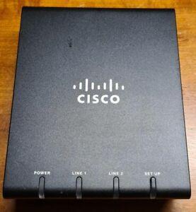 4x-Cisco-ATA-187-gebraucht-zurueck-gesetzt-ohne-Netzteil