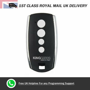 King-Gates-Stylo-4-Remote-Control-4-Channels-433-92-MHz-Rolling-Code