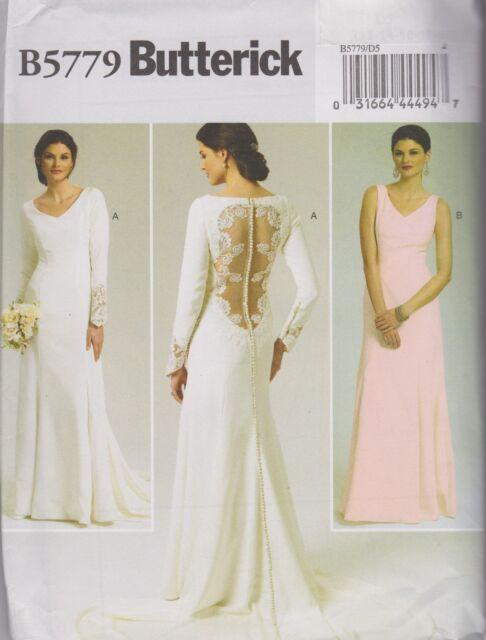 Butterick Pattern B5779 Size 12 to 20 Like Bella\'s Dress Twilight ...