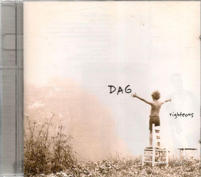 CD ALBUM 13 TITRES--DAG--RIGHTEOUS--1994