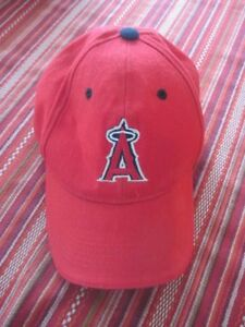 Los-Angeles-Angels-Embroidered-Adjustable-Baseball-Hat-Cap-NWOT