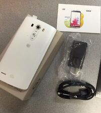 Inbox LG G3 D850 32GB Silk White GSM Unlocked AT&T 100% Functional Excellent