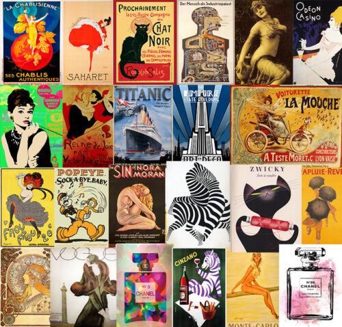 "cuba travel vintage art print poster canvas or satin  28/""x 20/"" painting dancer"