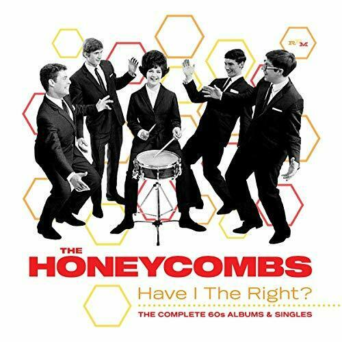 HONEYCOMBS-Have I The Right? The Complete 60S Albums & Single (UK IMPORT) CD NEW