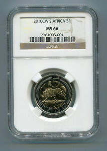 South-Africa-Coin-World-Oom-Paul-2010-R5-Mint-Mark-Ngc-5R