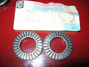 1996-Sea-Doo-GTS-SP-SPI-2-Impeller-shaft-Thrust-Bearings-NOS-OEM-293350002