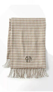 NIP-Lands-039-End-Cashtouch-Pattern-Throw-Blanket-It-is-not-monogrammed