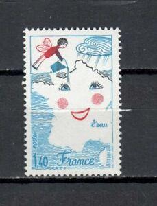 s25275-FRANCE-1981-MNH-Water-1v