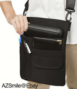 HP-Elitepad-with-Retail-Jacket-Holster-Pouch-XL-Tablet-Pouch-w-Shoulder-Sling