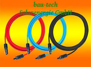 Solarkabel-6mm-rot-schwarz-blau-MC4-Stecker-montiert-wahlbar-PV-Kabel