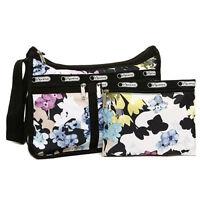 LeSportsac 7507 Deluxe Everyday Bag Euphoria NWT