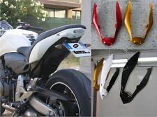 Carena codone Honda CB 600 F Hornet 07 10 grezzo fairing tail undertail coque