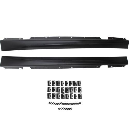 05-11 lackierfähig Set BMW 3er E90 E91 Sport Optik Seitenschweller Bj