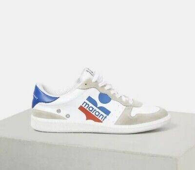 Isabel Marant 'Bulian' Leather Sneaker