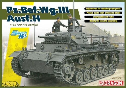 H III Ausf Dragon 6844 Pz.Bef.Wg 1:35
