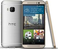 Htc One M9 Silver (factory Unlocked) 5 Full Hd , 20.7 Mp , 32gb , 3gb Ram