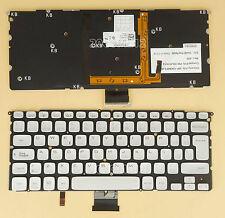NEW Spanish Backlit Keyboard Teclado For DELL xps 14z-L412z  15z-L511z