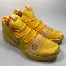 Size 16 - Nike Kobe A.D. TB Amarillo
